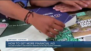 How to get more college financial aid during the coronavirus crisis