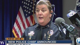 New police chief announced - Video