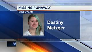 Sheboygan police search for missing girl