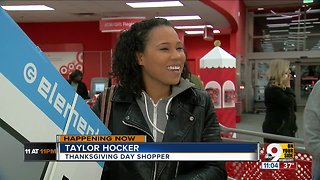 Black Friday kicks into high gear