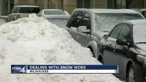 Dealing with snow woes