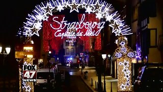 Strasbourg shooting: Gunman on the run, 3 dead