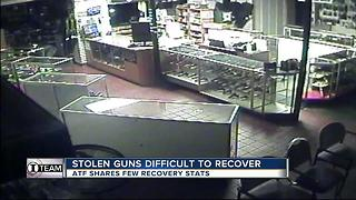 Inside Florida's stolen gun problem - Video