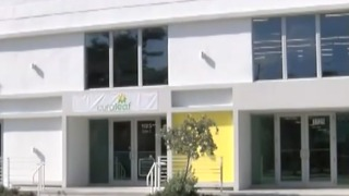 2nd medical marijuana dispensary opens in Lake Worth - Video