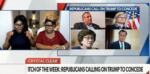 Diamond and Silk call out Deep State Snake Republicans