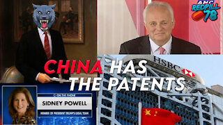 Dominion Patents Went To Chinese bank in 2019! They Had Full Access!!!