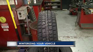 Make sure your car is ready for the winter weather - Video