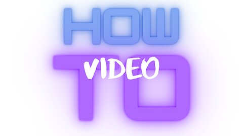 How To Add A Layer of Information On A Premade Video