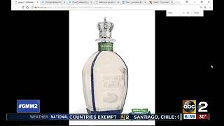 Diamond-encrusted bottle of ranch dressing up for grabs - Video