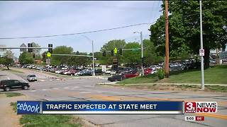 Large crowds expected at state track meet - Video
