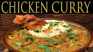 Awesome Chicken Curry