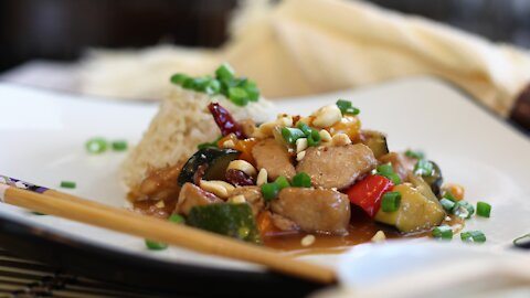 How to Make Kung Pao Chicken   It's Only Food w/ Chef John Politte
