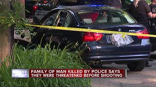 Waterford police fatally shoot man who reportedly pulled gun on officers - Video