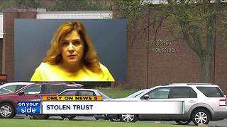 Erie County teacher accused of stealing nearly $100K from trust funds - Video