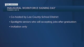 Lee County inaugural Workforce Signing Day