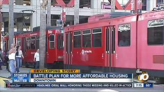 Battle plan for affordable housing - Video