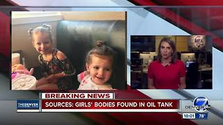 Chris Watts case: Sources say bodies of 2 daughters concealed inside oil and gas tanks - Video