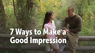 7 Ways to Make a Good Impression - Video
