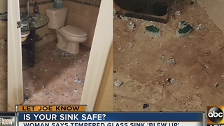 Is your sink safe? Let's find out... - Video