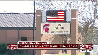 Rape charges filed in Bixby sexual assault case - Video