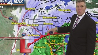 Brian Gotter's Storm Team 4cast at Noon - Video