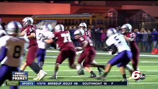 HIGHLIGHTS: Danville 44, Greencastle 0 - Video