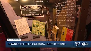 Grants to help cultural institutions