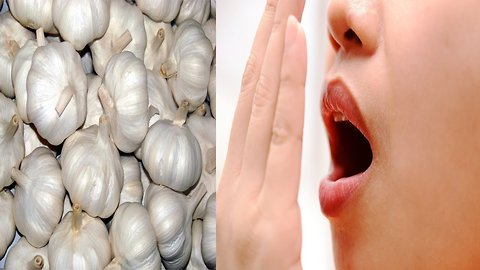 How to Remove Garlic Smell from Your Breath and Hands At Home | Health and Nutrition Channel