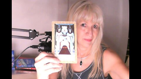 Tarot - Daily Random Channeled Message - What Has This Betrayal Shown You?