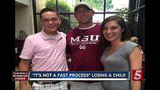 Father Talks About Losing Child To Overdose