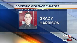 Marco Island Fire Chief arrested on domestic violence charges