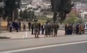 Israeli Forces Block Entrance to West Bank University - Video