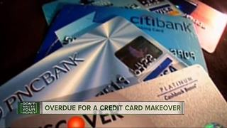 Credit card makeover can have you cashing in on cash-back rewards - Video