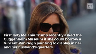Museum Replies To Melania's Request With Degrading Counter-Offer - Video