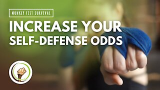 4 Ways to Increase Your Self-Defense Odds | MONKEY FIST SURVIVAL