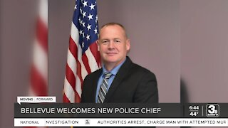 Bellevue welcomes new police chief