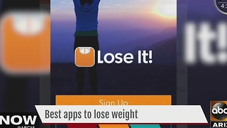 Smart Shopper: Apps you need to help you get in shape in 2017 - Video