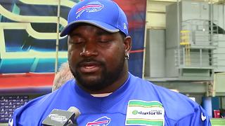 Marcell Dareus meets with the media (8/27/17) - Video