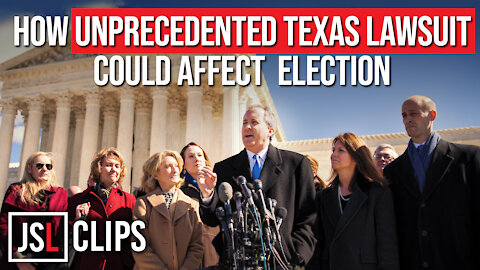 How Unprecedented Texas Lawsuit Could Affect Election