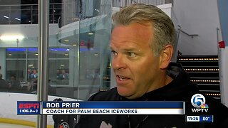 Palm Beach Iceworks Summer Training 7/26