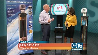 H2O Concepts: What's in the tap water and how to fix it