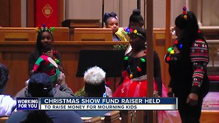 Christmas Show Fundraiser Held for Mourning Kids