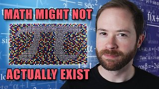 Does Math Really Exist?