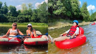 You Can Go Tubing Down These 6 Lazy Rivers In Ontario This Summer