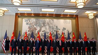 China trade talks continue despite Trump's tough talk