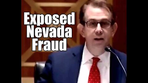 Exposed Nevada Fraud. The Great Election Sting! Part 28..mp4