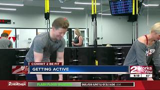 Commit 2 Be Fit: Getting Active - Video