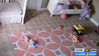 Viral video prompts parents to secure furniture - Video
