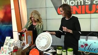 Mom's a Genius holiday products - Video