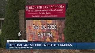 Orchard Lake Schools abuse allegations